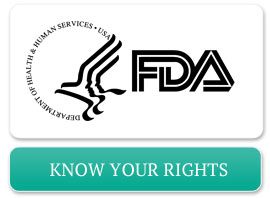 FDA regulations and information about drug trials